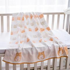 童毯纱布童毯(龙猫105*105cm) 2