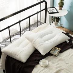 境月颗粒乳胶枕48x74cm/只 芊梦乳胶枕