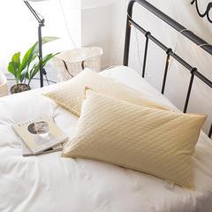 境月颗粒乳胶枕48x74cm/只 乳胶舒睡枕