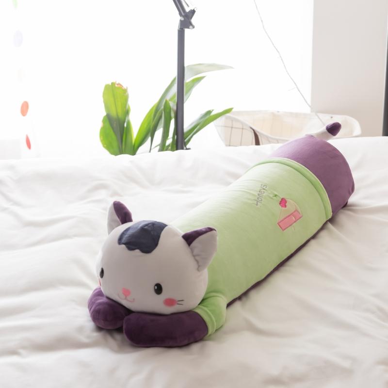 境月卡通造型2乳胶抱枕
