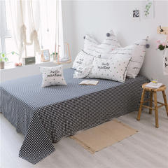 印加绣 极简 单品系列--单床单 180cmx230cm 小仙人掌