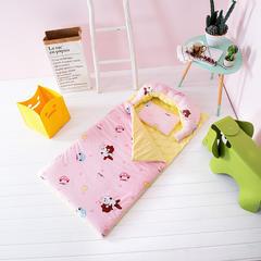 婴童用品 幼儿园儿童睡袋 Go Home!Line(75X140)