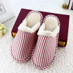 赠品大世界条纹拖鞋 女款38/39 红白条纹
