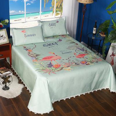 600D可水洗印花床单款 2.5m*2.5m 16807-蜜意丛林床单款