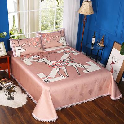 600D可水洗印花床单款 2.5m*2.5m 16809-捕梦人生床单款