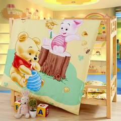 福豆家纺 全棉儿童幼儿园被子三件套 含芯六件套幼儿园午睡被子