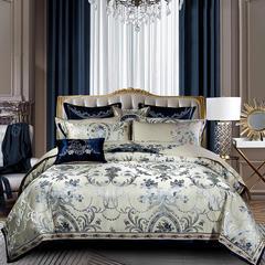 欧式多件套四六件套八件套十件套 1.5m(5英尺)床 时尚雅居