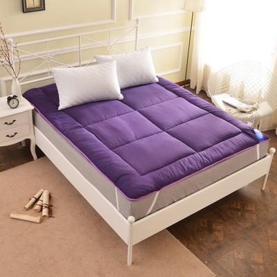酷棉国际包边褥垫 0.9*2.0 紫色