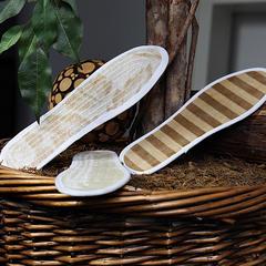 美麟野蚕丝  蚕丝鞋垫 35*45cm/双 蚕丝鞋垫
