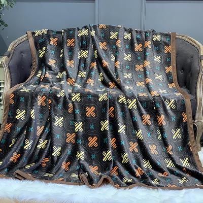 2020新款-AB版复合毛毯 150×200 安格斯