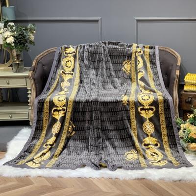 2020新款-AB版复合毛毯 150×200 巴特罗