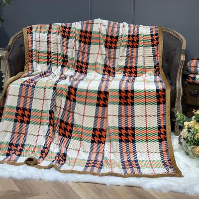 2020新款-AB版复合毛毯 150×200 博格