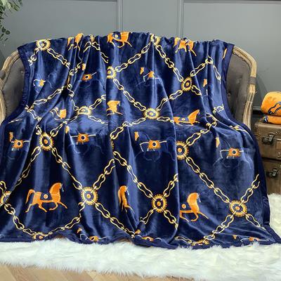 2020新款-AB版复合毛毯 150×200 都柏林