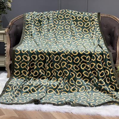 2020新款-AB版复合毛毯 150×200 米兰