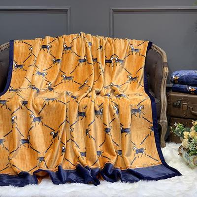 2020新款-AB版复合毛毯 150×200 塞洛华