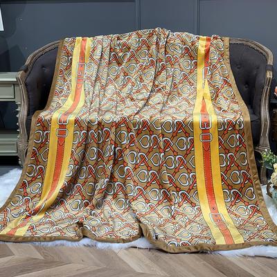 2020新款-AB版复合毛毯 150×200 苏黎世
