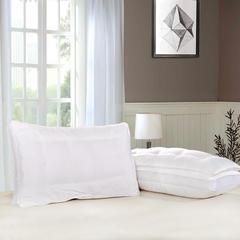 羽丝绒枕芯 二合一蚕丝羽丝绒枕(48*74cm) 二合一蚕丝羽丝绒枕