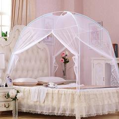 玻璃纤维蒙古包蚊帐 100x200cm 白色