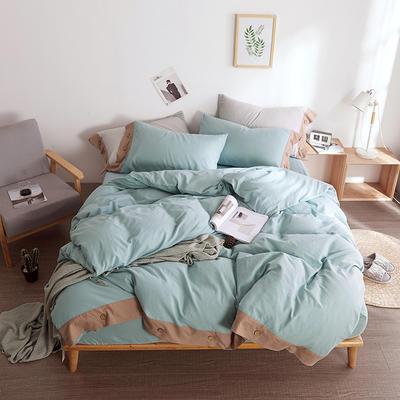 2019新品水洗棉系列 1.2m(4英尺)床 01