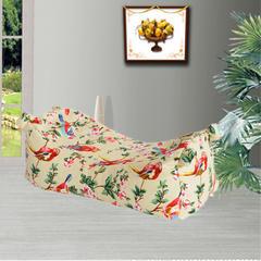 全棉老粗布荞麦枕头 中国风纯棉虎头枕芯 保健护颈枕 鸟语花香 鸟语花香-小号