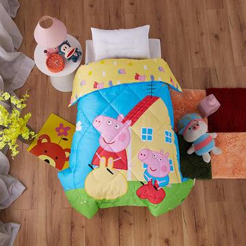 幼儿园儿童婴童全棉羽丝棉冬被