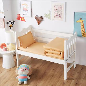 纯色系列婴童幼儿园多件套