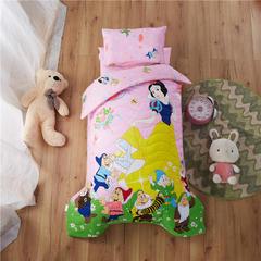 梵赫家纺    大版夹棉系列幼儿园套件 丝绵款六件套 公主之恋