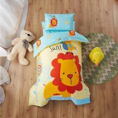 大版系列婴童用品幼儿园套件 单枕套30*50cm 丛林狮子