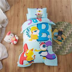 梵赫家纺    大版系列幼儿园套件 棉花款布包款六件套 多瑞咪