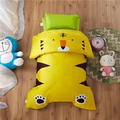 梵赫家纺    大版系列幼儿园套件 单床垫套60*120cm 可爱虎