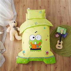 梵赫家纺    大版系列幼儿园套件 单枕芯30*50cm 音乐青蛙