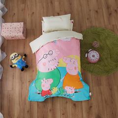 梵赫家纺    大版系列幼儿园套件 单枕芯30*50cm 小猪全家