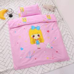 大版系列婴童用品幼儿园套件 单枕芯30*50cm 小女孩