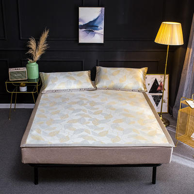 2020新款轻奢提花床席 1.5m(5英尺)床 千叶千寻