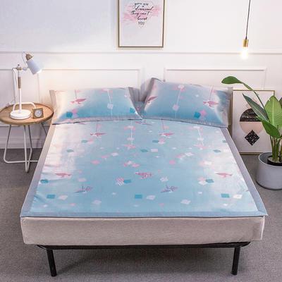 2020新款轻奢提花床席 1.5m(5英尺)床 千纸鹤