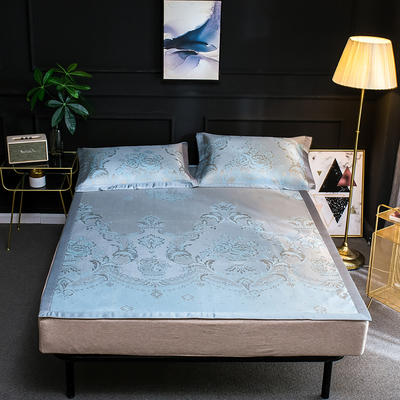 2020新款轻奢提花床席 1.5m(5英尺)床 舒尔曼