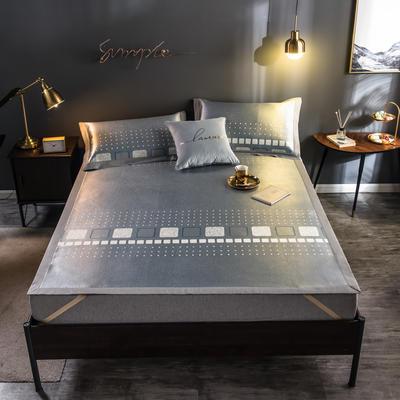 2020新款轻奢提花床席 1.5m(5英尺)床 完美空间