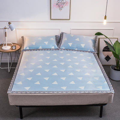 2020新款轻奢提花床席 1.5m(5英尺)床 闲趣