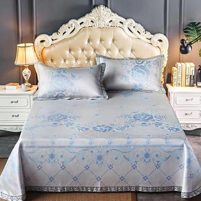 2020新款轻奢床单款冰丝席 1.8m(6英尺)床 馨雅