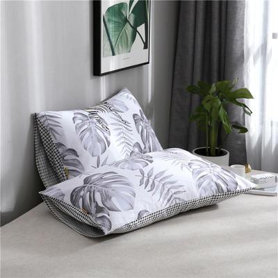 2020新品全棉单品枕套 48cmX74cm/对 斑马