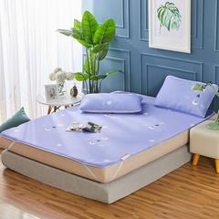 酷赛尔日式凉席 180*200 24.小世界-紫