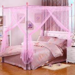 老宫廷蚊帐 1.2*2m 粉色
