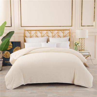 2020新款棉花网套被胎 120x150cm  2斤 白色