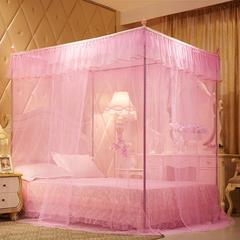 宫廷2夏日风情 1.5m(5英尺)床 粉色