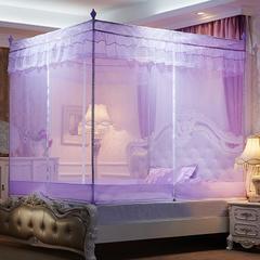 坐床1富丽堂皇 1.5m(5英尺)床 紫色