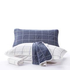 2018新款纱布枕巾 枕巾/对 6