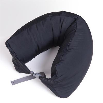 航航家居 U型枕 黑色