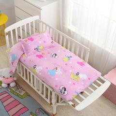 2018新款13372AA版婴童幼儿垫套 60*135cm 美丽公主