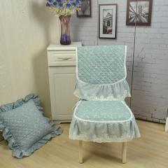 印花水洗椅垫 中式椅垫 漫天花