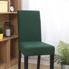 纯色椅子套(普通款) 藏青38CM*45CM